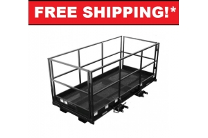 NEW-Man Basket 4X8